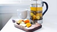 Ödem Atmak için Ev Yapımı Çay Tarifi