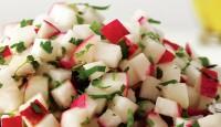 Tok Tutan Turp Salatası Tarifi