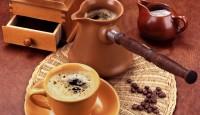 Türk Kahvesini Tarçınlı İçtiniz Mi?