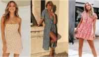 Cıvıl Cıvıl Bir Yaz İçin En Güzel Yazlık Elbiseler